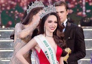 Hoa hậu Chuyển giới Quốc tế Hương Giang nhận phần thưởng 'khủng'