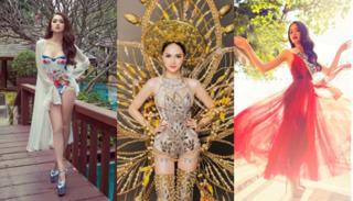 Cục Nghệ thuật Biểu diễn nói gì về thành tích của Hoa hậu Hương Giang?