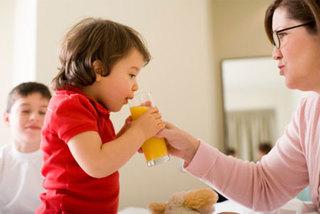 Nước ép trái cây liệu có tốt cho trẻ như những gì bạn nghĩ?