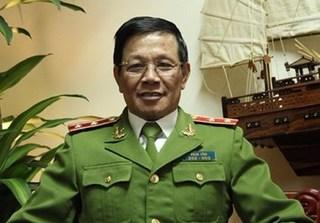 Vụ án đánh bạc nghìn tỷ: Cơ quan điều tra về Nam Định làm việc với Trung tướng Phan Văn Vĩnh