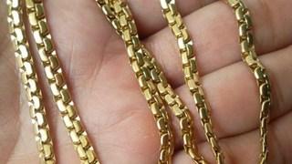 Người nhặt được hơn 3 lượng vàng trong bao lúa đã bàn giao cho công an