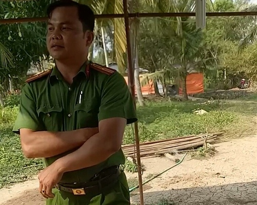 Trưởng công an xã bị tố dẫn côn đồ đi đánh dân