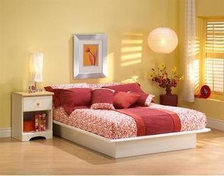 Những điều nên tránh khi trang trí phòng ngủ để vợ chồng luôn nồng ấm