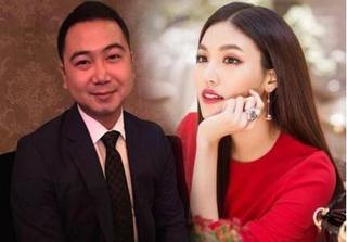 Nghi vấn Lan Khuê đang yêu tình cũ của Á hậu Thuý Vân?