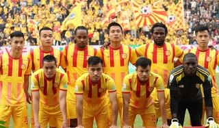 Nam Định thua sát nút Bình Dương ở trận đấu sớm vòng 2 V.League