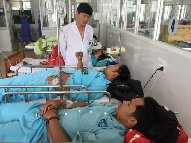 Ngộ độc rượu ở Quảng Nam
