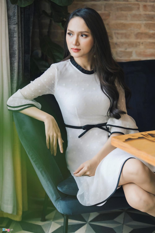 tân hoa hậu chuyển giới quốc tế Hương Giang về nước trả lời phỏng vấn 3