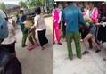 Cặp kè với đàn ông có vợ, người phụ nữ bị lột váy giữa chốn đông người