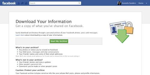 Người dùng mạng xã hội kêu gọi cùng xóa tài khoản Facebook4