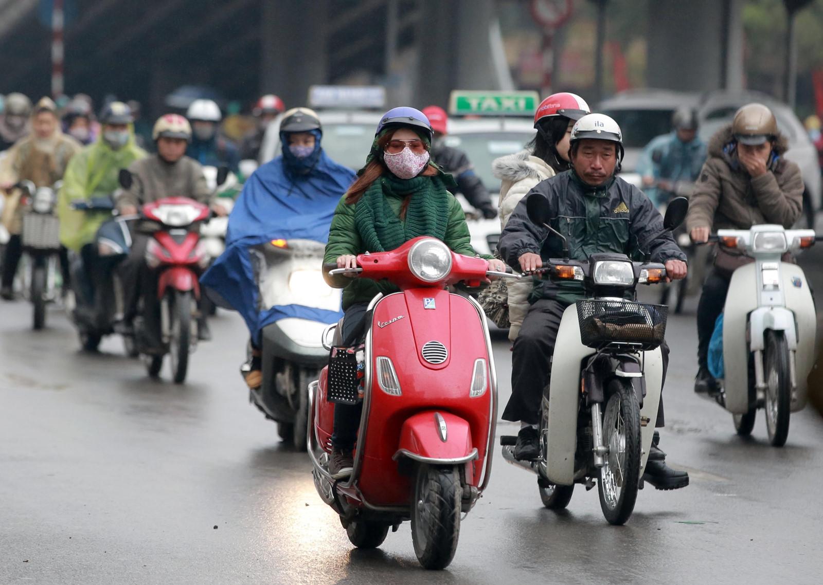 Thời tiết Hà Nội 10 ngày tới