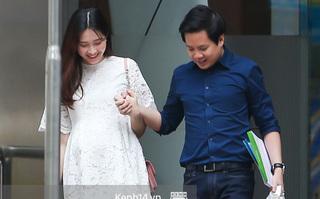 Hoa hậu Đặng Thu Thảo và doanh nhân Trung Tín đón con đầu lòng
