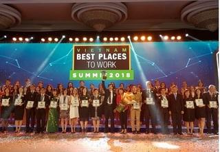 Vinamilk chiếm ngôi số 1 trong '100 nơi làm việc tốt nhất Việt Nam' 2017