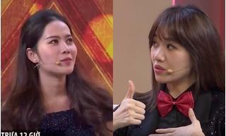 Hari Won từng 'nhắc khéo' Nam Em và Trường Giang về người thứ ba?