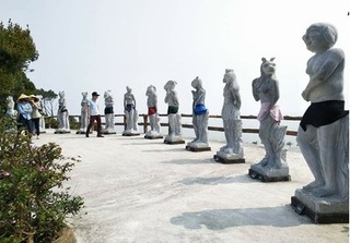 'Cha đẻ' 12 tượng đầu vật hình người khỏa thân khẳng định không dung tục