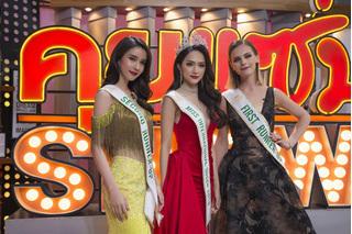 Bị đồn mua giải, Hoa hậu Hương Giang đáp trả khiến ai nấy cũng phải 'phục lăn'
