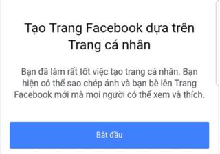 Hé lộ nguyên nhân dân mạng Việt Nam ồ ạt đổi Facebook cá nhân sang fanpage