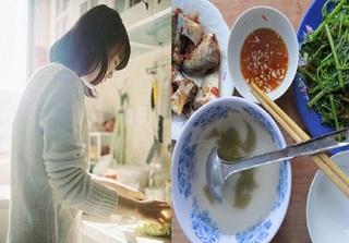 Phát hoảng với cô người yêu 'đếm được cả giọt nước mắm', nấu canh không bao giờ thừa