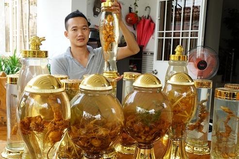Quảng Nam dự kiến dâng rượu sâm Ngọc Linh lên các Vua Hùng