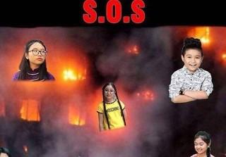 Fanpage Giọng hát Việt nhí xin lỗi vì ghép ảnh dàn thí sinh chìm trong hỏa hoạn