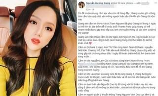 Bị tố vô ơn, tân Hoa hậu chuyển giới Hương Giang lên tiếng