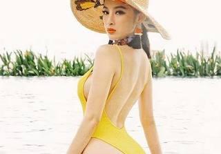 Để có vòng 3 gần 1m, Angela Phương Trinh ăn chay 3 tháng một năm