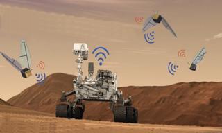 NASA có kế hoạch đưa robot ong lên sao Hỏa