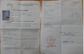 Bệnh viện E lên tiếng khi bị tố bán giấy khám sức khỏe