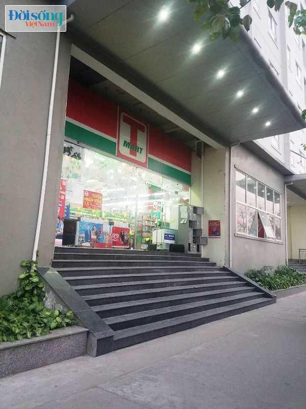 siêu thị Tmart Công ty cổ phần T-Martstores