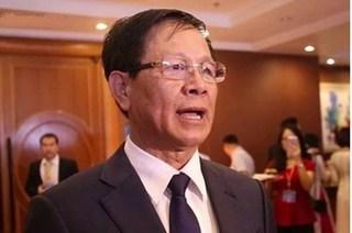 Công an Phú Thọ thông tin về vi phạm của cựu trung tướng Phan Văn Vĩnh