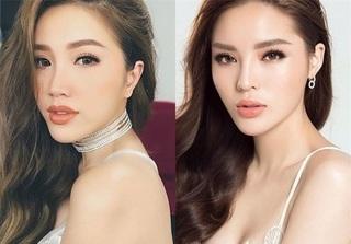 Showbiz Việt 1 tuần đứng ngồi tranh cãi chuyện khuôn mặt, cái cằm