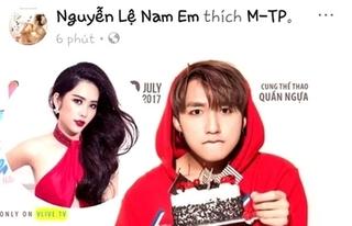 Sau Trường Giang, fans lại lo lắng khi Nam Em tiếp tục rung động trước Sơn Tùng M-TP