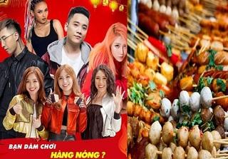Loạt ngôi sao xuất hiện trong lễ hội 'Phố hàng nóng' đầu tiên tại Việt Nam