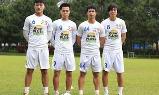 Trước trận đấu với Sài Gòn FC tiền đạo HAGL thừa nhận dứt điểm kém