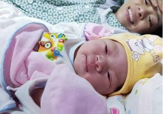 Sản phụ điều trị vô sinh thông tắc vòi trứng bằng phương pháp mới đầu tiên đã sinh con