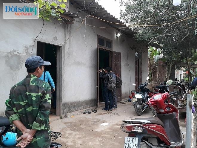 Ngôi nhà nơi bé trai 8 tuổi bị sát hại