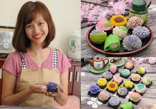 Mẹ bỉm sữa 9X thoát khỏi trầm cảm nhờ biệt tài làm bánh Nhật Bản