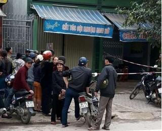 Thanh Hóa: Hai vợ chồng tử vong bất thường tại tiệm làm tóc