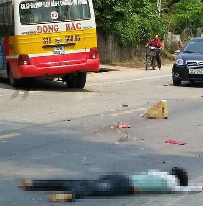 Khởi tố tài xế gây tai nạn thảm khốc 5 người thương vong ở Nghệ An