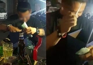 Chàng trai 'vã mồ hôi' nhận quà sinh nhật 24 tuổi từ bạn gái: Một xấp tiền 500 nghìn và que thử thai
