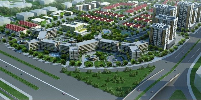 Công ty cổ phần Văn Phú- Invest3