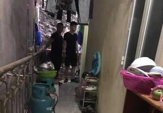 Phát hiện cô gái trẻ tử vong trong tư thế treo cổ tại phòng trọ ở Hà Nội