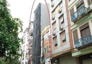 Quận Hoàng Mai (HN): Chính quyền 'làm ngơ' cho hàng loạt công trình vi phạm trật tự xây dựng?