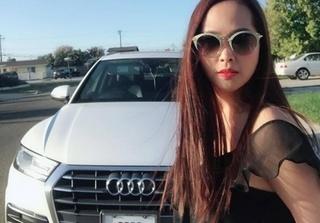 Gái nhảy Minh Thư tậu Audi A8 trên 4 tỷ