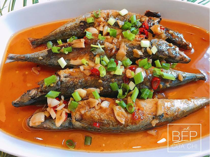 Bí quyết nấu món cá nục sốt me ngon