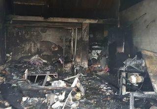 Vụ 3 người chết cháy ở Nam Định: Người mẹ vẫn giang tay ôm 2 con vào lòng