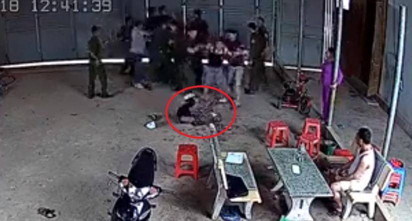 Công an huyện Tam Đảo bị tố hành hung người dân ở Tuyên Quang