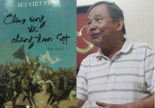 Nhà văn Bùi Việt Sỹ: Cảnh sex trong 'Chim ưng và chàng đan sọt' hoàn toàn nghệ thuật!