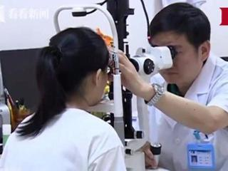 Bé gái 12 tuổi mất hoàn toàn thị lực mắt phải chỉ vì nhà nuôi chó mèo