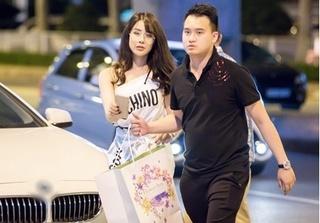 Lộ thiệp cưới của Diệp Lâm Anh và bạn trai thiếu gia
