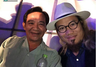Bị Quang Tèo nói 'cướp show', đối xử tệ, Vượng Râu bức xúc lên tiếng